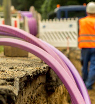 Instalación y mantenimiento de redes de fibra óptica (básico)