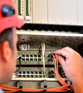 Técnicas de medida, fusión y empalme de redes de fibra óptica (avanzado)